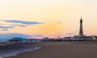 Blackpool: 2-5 Nights for Up to 2 Adults and 2 Children with Breakfast at Llanryan Guesthouse