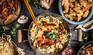 """China Bistro: Kuchnia chińska: """"jesz, ile chcesz"""" dla 1 osoby za 29,99 zł i więcej opcji w China Bistro"""