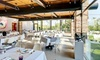 Il Tesoro Living Resort - Rivalta Sul Mincio: Il Tesoro, 2 forchette Michelin - Menu à la carte, dessert e 3 calici di vino in abbinamento per 2 persone (sconto 42%)