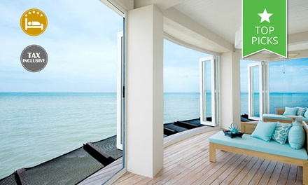 Avillion Port Dickson: Up to 3D2N Stay for 1 Person in Water Chalet with Breakfast & 2-Way Coach
