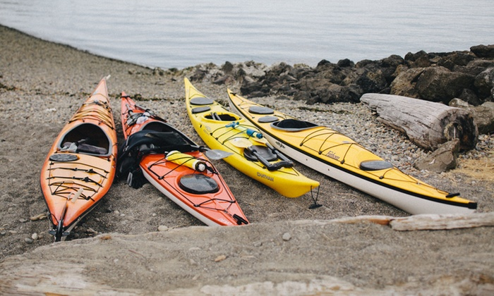 Alki Kayak Tours Groupon
