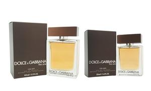 The One Eau De Toilette Spray For Men By Dolce & Gabbana; 1.6 Or 3.3 Fl. Oz.