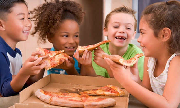 Kick n' Fun Family Martial Arts and Activity Centers - Chief Garry Park: $79 for Birthday Pizza Party and Laser Tag at Kick n' Fun Family Martial Arts and Activity Centers ($180 Value)