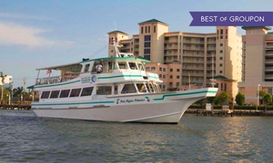 "The Fort Myers Princess: $21 for Any Dolphin Tour or Sunset Party Cruise for One on The ""Fort Myers Princess"" ($33Value)"