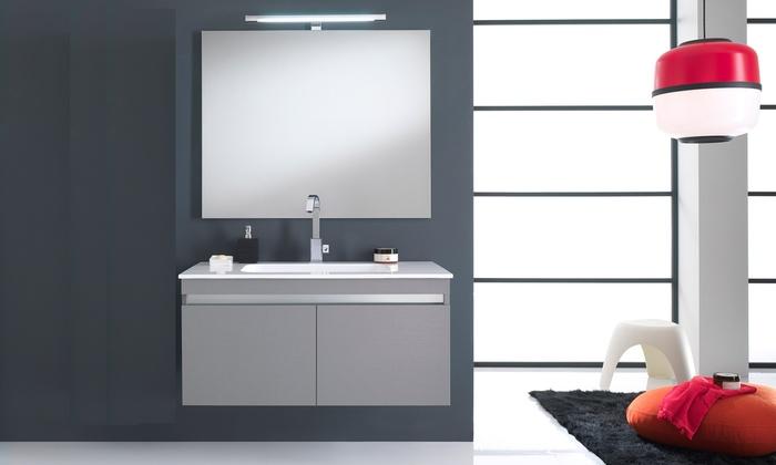 Colori Per Mobili Da Bagno : Mobili da bagno platino groupon goods