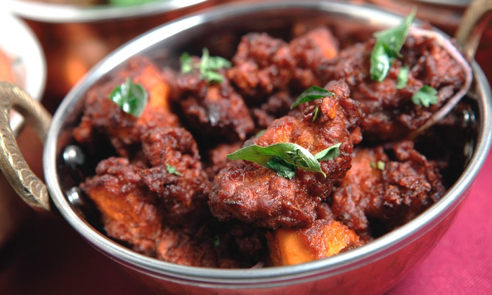 Curry In A Hurry NY - Kips Bay: Up to 40% Off Indian Cuisine — Curry In A Hurry NY; Valid Every Day 10 AM - 11 PM