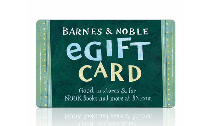 Barnes & Noble - 50% Off | Groupon
