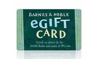 $10 Barnes & Noble eGift Card