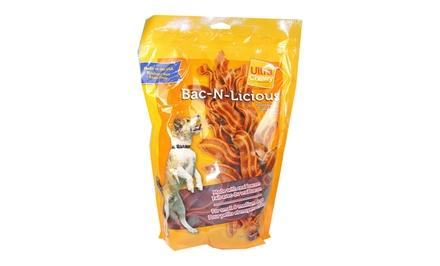 Bac-N-Licious Dog Treats 4-Pack; 25oz. Each
