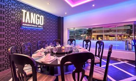 Menú para 2 con entrante, principal, postre y bebida en Tango Restaurante Madrid (hasta 49% de descuento)