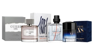 10 parfums au choix