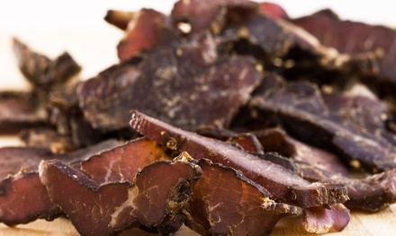 $11 for Two Groupons, Each Good for $10 Worth of Jerky and Smokies at Tommy's Jerky ($20 Total Value)
