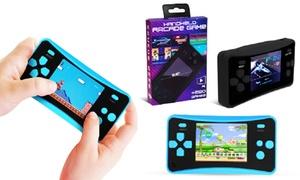 Console portable avec 220 jeux