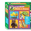 PBS Kids Super Simple Crafts: Sticks and Stones