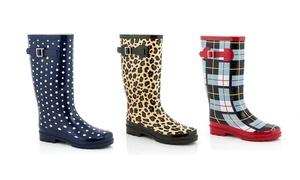 Rasolli Adele Women's Rain Boots. Multiple Styles Available.