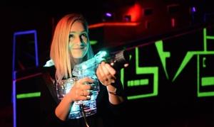 Snap Lasertag: 1 Stunde Lasertag für 4 oder 8 Personen bei Snap Lasertag (bis zu 41% sparen*)