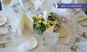 Norfolk Arms Hotel: Wedding Gold Package for 40 Guests at Norfolk Arms Hotel (41% Off)