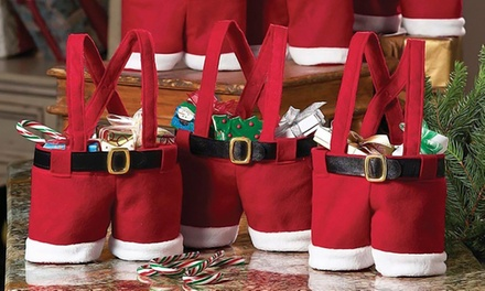 Santa Pants Gift Bags from AED 49 (Up to 89% Off)