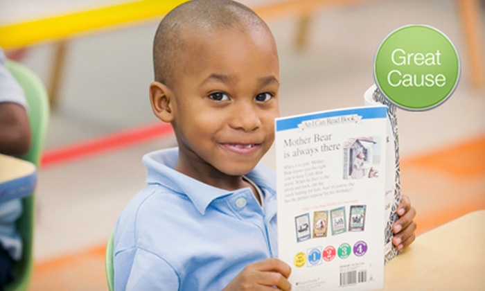 First Book: $10 Donation to Give Books to Kids in Need