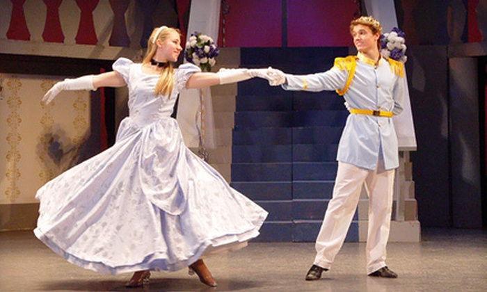 "Rodgers and Hammerstein's ""Cinderella"" - Byham Theater: $25 for Two to See ""Cinderella"" Presented by Pittsburgh Musical Theater (Up to $50.50 Value). Four Showtimes Available."
