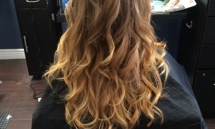 7 Elements - Centennial: Haircut, Highlights, and Style from 7 Elements (60% Off)