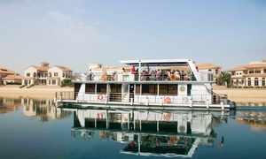 Silver Queen Yachts and Boats Rental: Up to 90-Minute Palm Jumeirah Tour for Up to Four from Silver Queen Yachts and Boats Rental (Up to 43% Off)