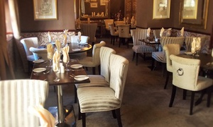 The Griffin Inn: Two-Course Meal with a Glass of Wine for Two or Four at Grade II Listed Griffin Inn Restaurant (Up to 50% Off)