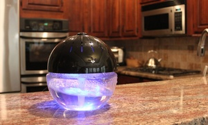 EcoGecko Glowing Water Aroma Diffuser and Humidifier