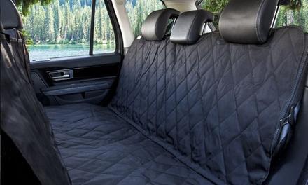 1, 2 ou 3 housses étanches de protection de siège arrière de voiture avec attaches pour repose tête