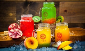 Rustic Couch: Breakfast, Coffee Drinks, and Bubble Tea at Rustic Couch (Up to 47% Off)