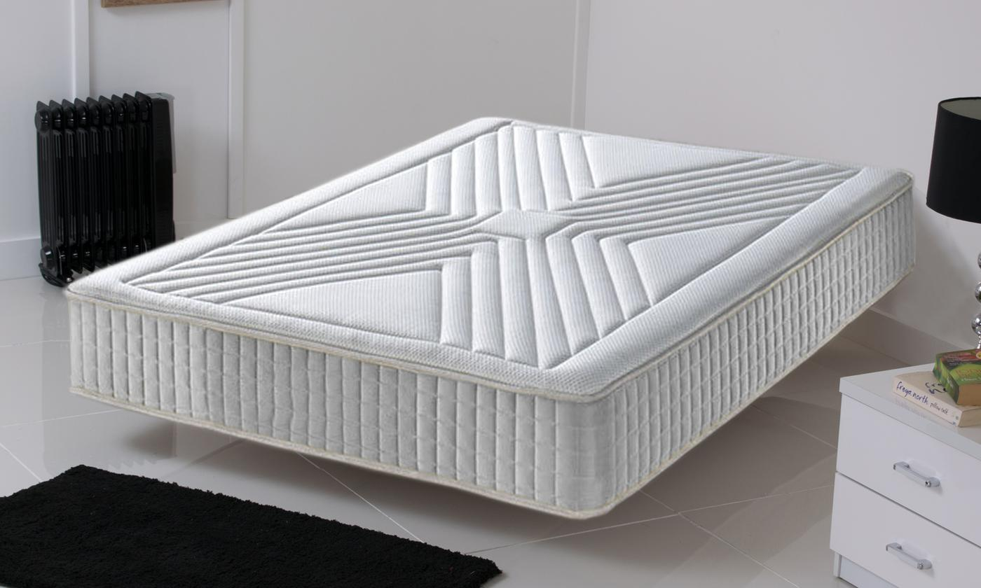 minster soft touch memory foam mattress