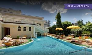 Spa Hotel Terme Roma: Spa 4 stelle illimitata: Piscine di acqua termale 36°, bagno turco e thalasso, sauna e arearelax ( sconto fino 61%)