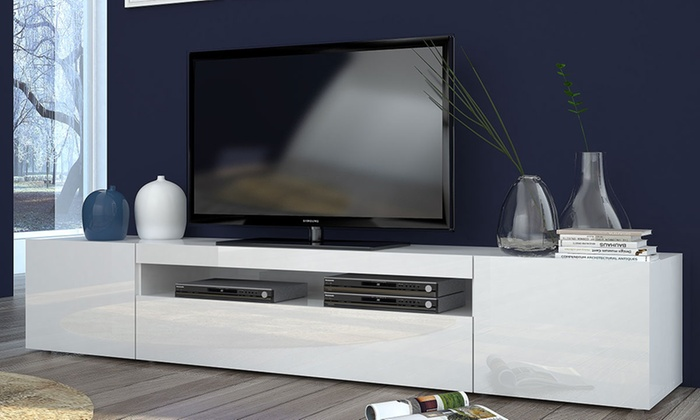 Groupon Goods Global GmbH: Porta TV Daiquiri made in Italy disponibile in 3 colori a 99,95 €