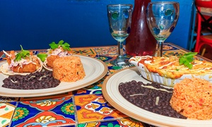 Baja Cantina: $29 for $50 or $55 for $100 to Spend on Mexican Food and Drinks at Baja Cantina