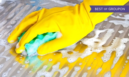 Four Hours of Cleaning Services from Crystal Clean (45% Off)