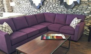 BuildASofa: Built-to-Order Ottoman, Chair, Sofa, or Sectional at BuildASofa (Up to 80% Off)