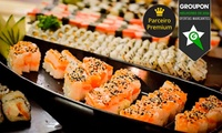 Mormaii Surf Bar – Asa Norte: rodízio de sushi e pratos quentes todos os dias para 1, 2 ou 4 pessoas