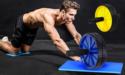 $12 for an AB Abdominal Roller Wheel (Don't Pay $36.29)