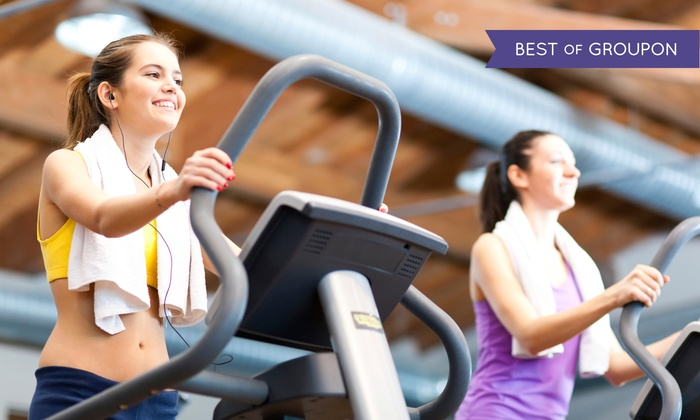 Total Woman Gym + Spa - Total Woman Gym and Spa: $33 for One Month Membership with Unlimited Classes, Steam, & Sauna at Total Woman Gym + Spa ($170 Value)