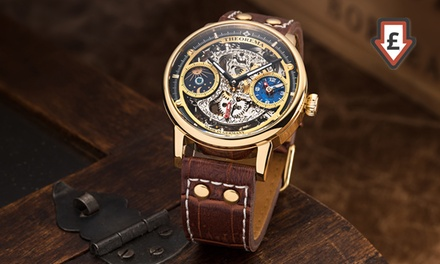 Theorema Mechanical Mens Hamburg Watch