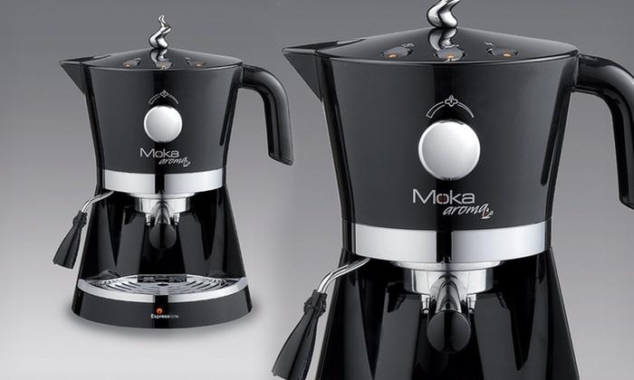 Espressione Espresso Machine: Espressione Moka Aroma Espresso Machine. Free Returns.