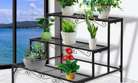 From $25 for a Garden Plant Stand in Choice of Style