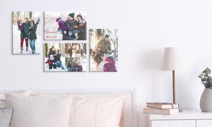 "12""x8"" Custom Canvases from CanvasOnSale (Up to 86% Off). 12 Options Available."