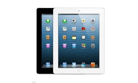 Apple iPad 2 16GB WiFi in Black or White (Apple-Certified Refurbished)