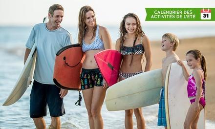 Pour 0 euro téléchargez le calendrier des activités de votre été et faites une bonne action !