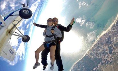 saut en parachute gap groupon