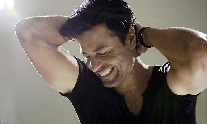 Chayanne - SAP Center at San Jose: Chayanne on September 6