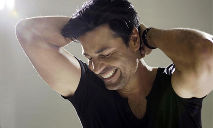 Chayanne on September 6
