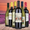 76% Off 6 Bottles of Red and White Wine from Heartwood & Oak
