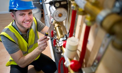 Full Boiler Service and Inspection from C. Anderson & Sons (61% Off)